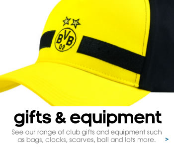 Borussia Dortmund gifts and equipment