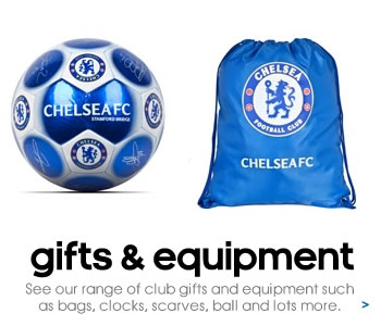Chelsea gifts and equipment