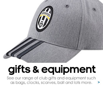 Juventus gifts and equipment