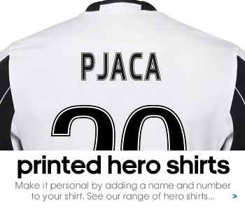 Juventus hero shirts