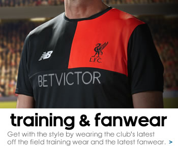 Liverpool Fashion and Training Range