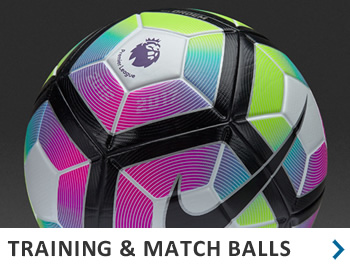 Equipment - soccer balls