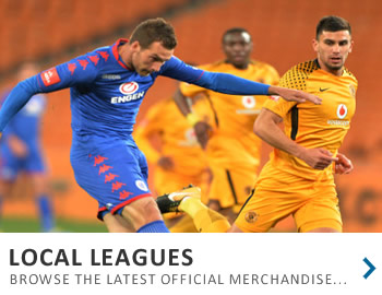 Get the latest gear from the local PSL...