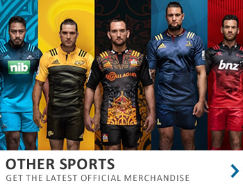 View our range of the latest international rugby gear...