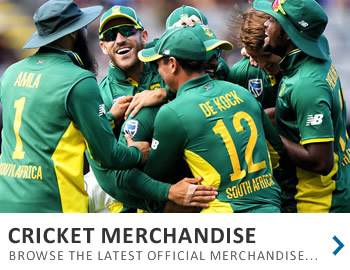 Browse our range of cricket merchandise...