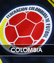 Colombia Soccer Merchandise