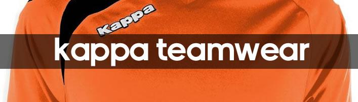 Kappa team wear...