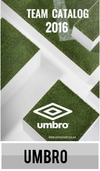 View our Umbro Team Catalog