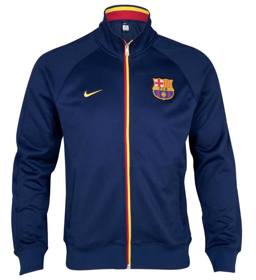 barcelona trainer