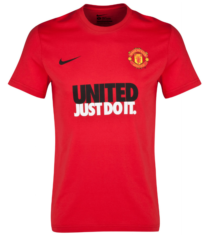 apparel man united youth tee was sold for on 20. Black Bedroom Furniture Sets. Home Design Ideas