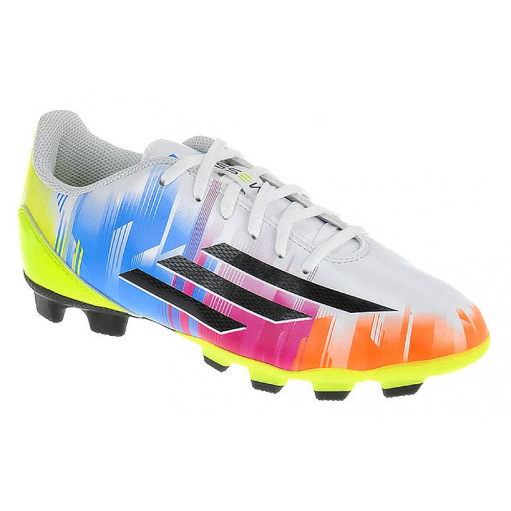 9e06394fd1 Boots - Adidas F5 Messi TRX FG Junior Football Boots was sold for ...