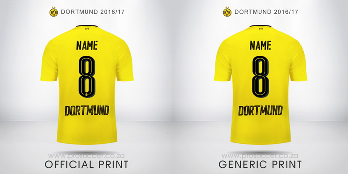 Bundesliga printing...