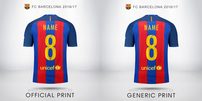 La Liga printing...